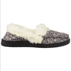 MuK Luks Women's Anais Moccasin Slippers (9-10)